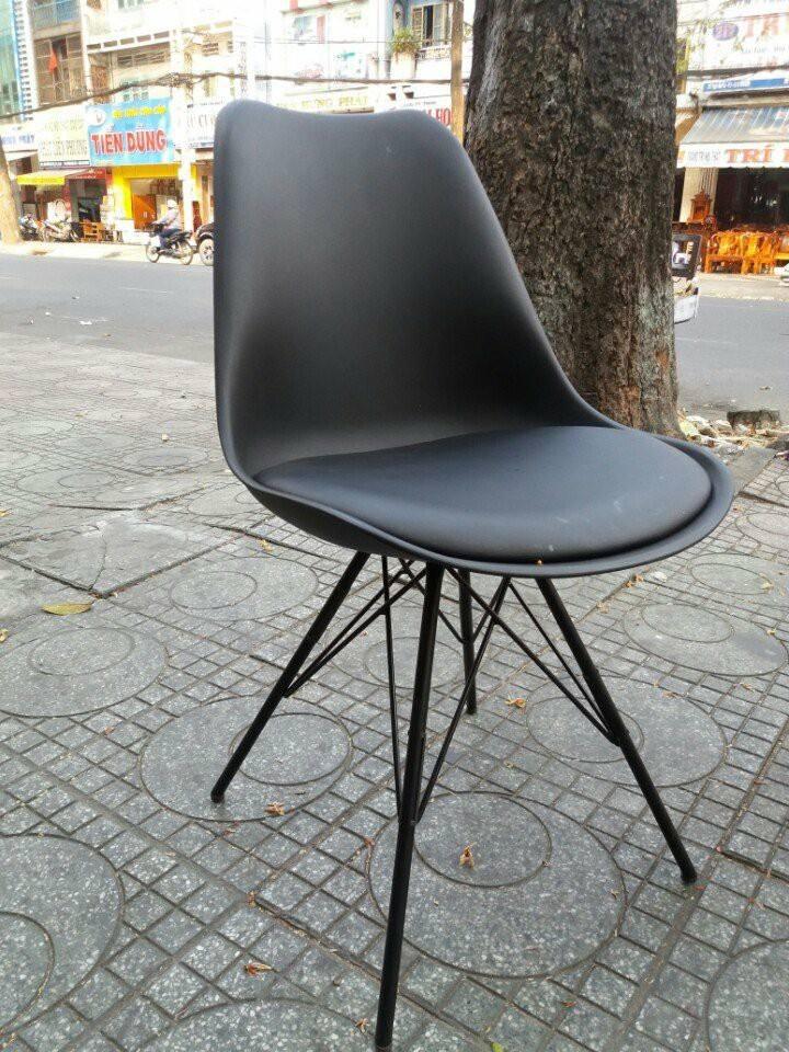 Ghế quán cafe nhựa tg6602d