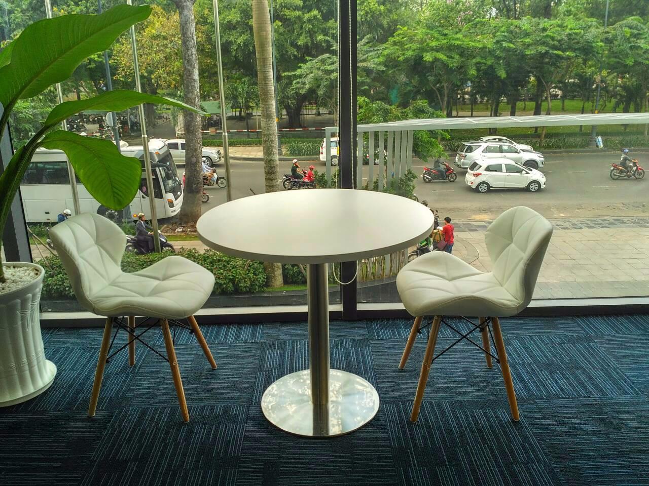 Bộ bàn ghế cafe cao cấp tg9006b