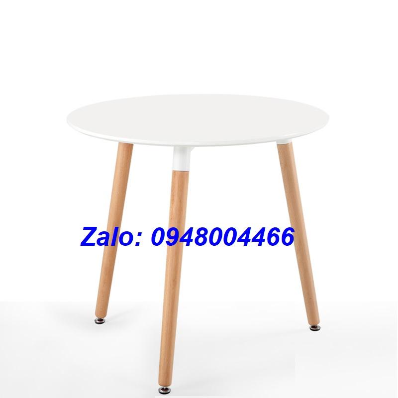 Bàn gỗ cafe tg9705t