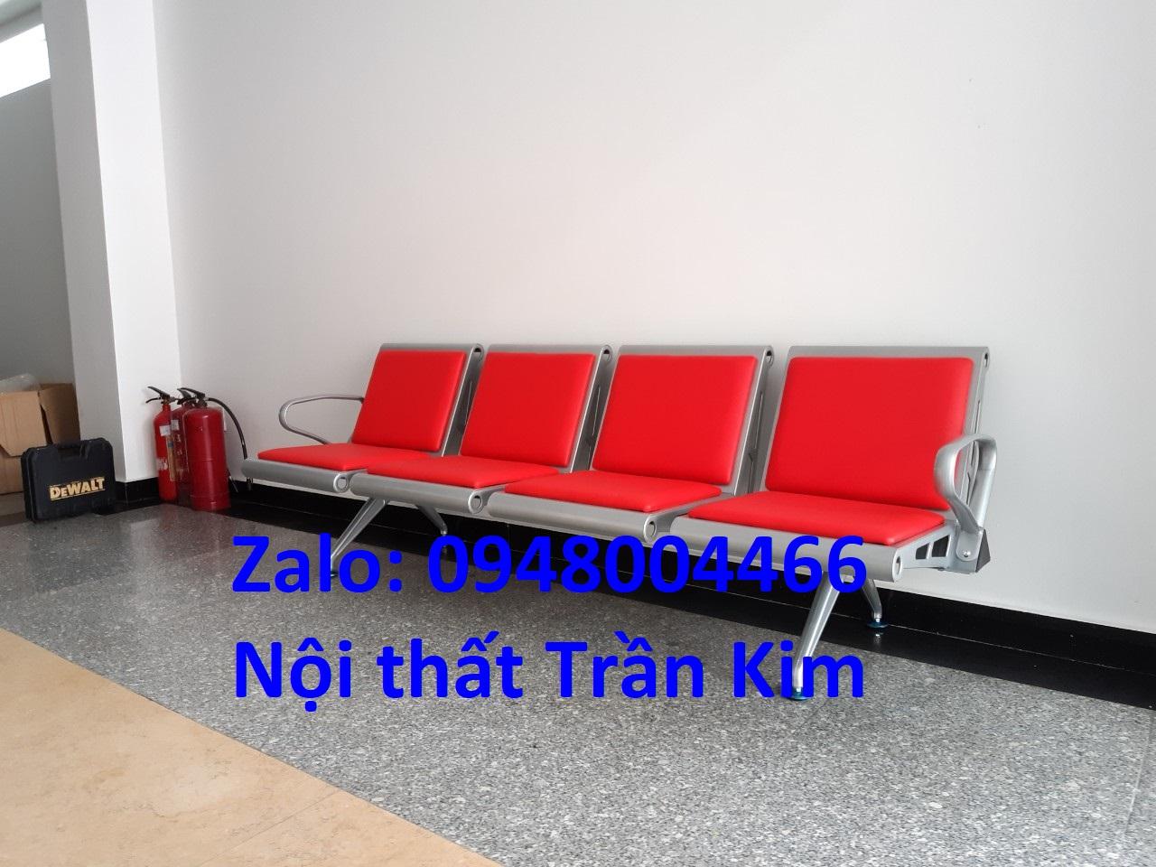 Ghế băng chờ bọc nệm tg3804d