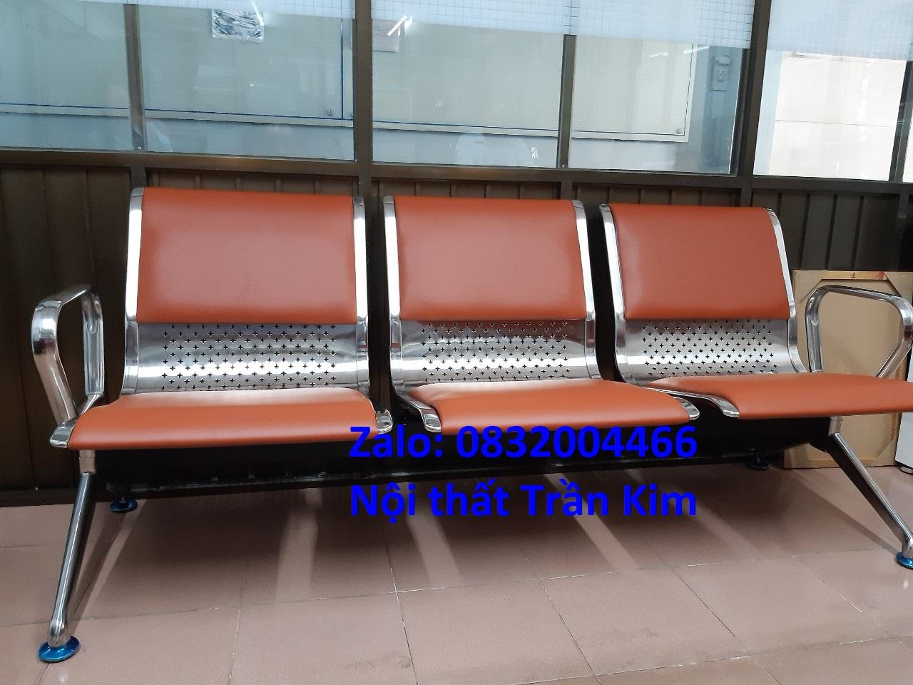 Ghế băng chờ Inox 3 chỗ tg3201n
